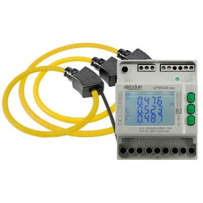 UPM209RGW Rogowski Coil Connect Digital Power Meter